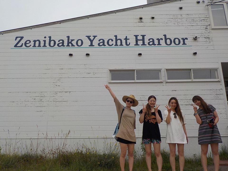 銭函 Yacht Harbor
